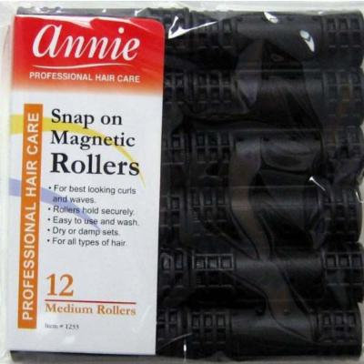 Annie Snap on Magnetic Rollers 7/8