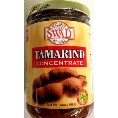 Swad All Natural Tamarind Concentrate - 100% Veg / 14oz., 400g.