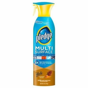 Pledge Multi Surface Everyday Cleaner With E Cashmere Woods., 9.7 Ounce