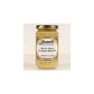Hot & Sharp German Mustard 2 Jars