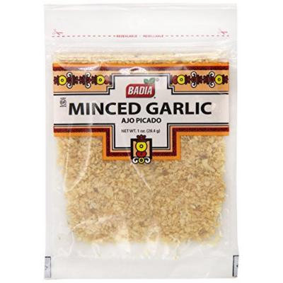 Badia Garlic Minced, 1 Ounce (Pack of 12)