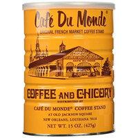 Cafe Du Monde Coffee And Beignet Mix Set - One Can Of Cafe Du Monde Coffee And Chicory And One Box of Beignet Mix