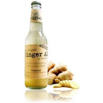 Bruce Cost Fresh Ginger Ale Original Ginger - Case of 12