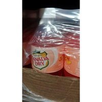 Canada Dry: Peach Soda 20 Oz (12 Pack)