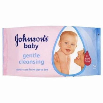Johnsons Baby Skincare Wipes X 54 - Single Pack
