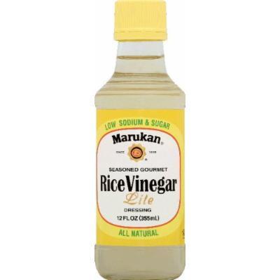 Seasoned Rice Vinegar Lite S (Pack of 6)