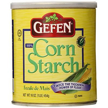 Gefen Corn Starch, 16 Ounce