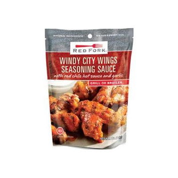 Red Fork Seasoning Sauce Windy City Wings -- 8 oz