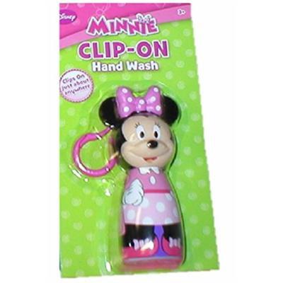 Disney Minnie Hand Wash Soap Clip-On 1 Oz.
