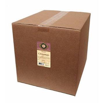 Spice Appeal Cassia Cinnamon Ground, 25 lb. Box