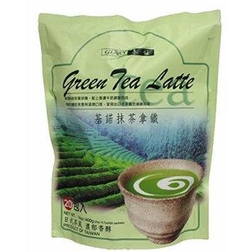 Green Tea Frappuccino/Latte Mix 20 Packets