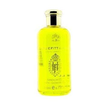 Truefitt & Hill 17300519903 Sandalwood Bath and Shower Gel - 200 ml.