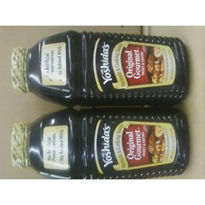 Mr. Yoshida's Marinade & Cooking Sauce Original Gourmet Sweet and Savory 2 pack