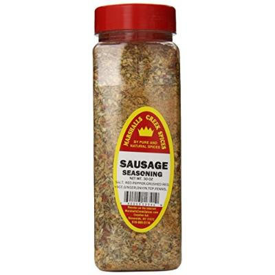 Marshalls Creek Spices Seasoning, Sausage, XL Size, 30 Ounce