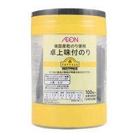 Japanese Tabletop Seasoned Seaweed 10slices100sheets From Import Japan