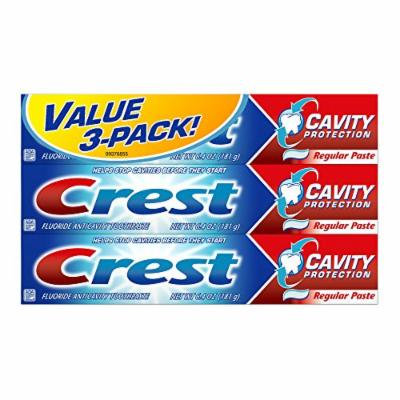 Crest Cavity Protection Toothpaste - Triple Pack 6.4 Oz