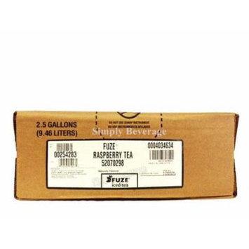 Fuze Raspberry Tea 2.5 gallon Bag in Box BIB syrup