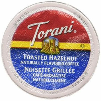 Torani Coffees, Toasted Hazelnut, 24 Count