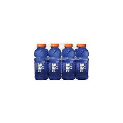 Gatorade: Fierce Thirst Quencher Grape Sports Drink, 8 Pk (Case of 10)