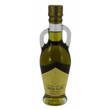 Sabatino Tartufi White Truffle Infused Italian Extra Virgin Olive Oil, 250ml (8.4oz)