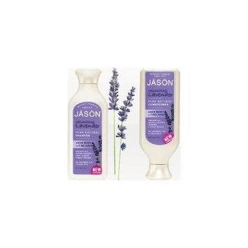 Jason Volumizing Lavender Conditioner Shampoo Natural Products Fine Hair