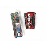Star Wars Toothbrush Bundle Cup Toothpaste Brush Holder Kids Crest Cavity Fighting Flouride Yoda