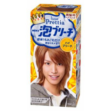 Kao , Liese Prettia Men's AWA Hair Color , Hi Bleach