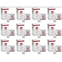 illy Caffe Coffee Espresso (Regular Roast, Red Band), 18-Count E.S.E. Pods (Pack of 12, 216 total ct.)