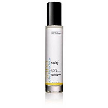 Suki Active Daily Radiance Purifying Foaming Cleanser - 3.4 oz