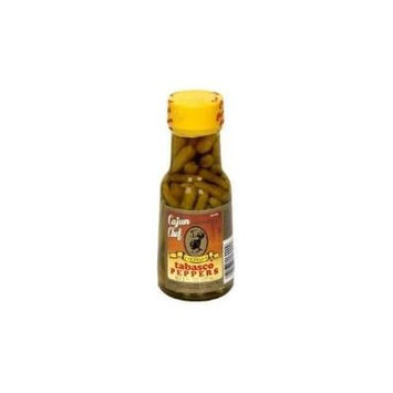 Cajun Chef, Pepper Tabasco, 6 OZ (Pack of 12)