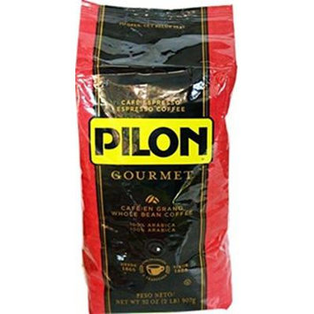 Pilon Whole Bean Coffee 2lb bag