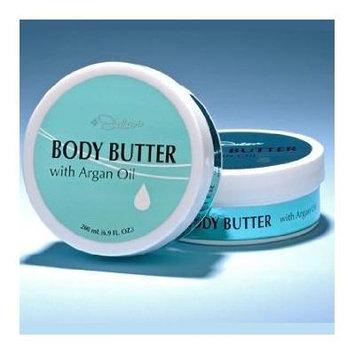 DELON Body Butter with Argan Oil - 6.9 Oz
