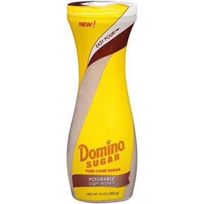 Domino Easy Pourable Brown Sugar - Light Brown 10 Oz (3 Pack)