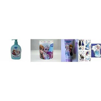 Frozen Tissue, Berry Hand Soap and Sticker Pack