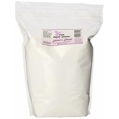 Faeries Finest Flavor Powder, Rum, 4.00 Pound