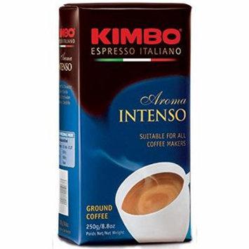 Kimbo Espresso Aroma Intenso Ground Coffee 250g brick