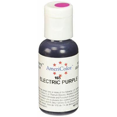 Americolor Gel Paste Food Color, Electric Purple