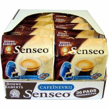 Senseo Decaf Coffee, 360-count Pods (10 Bags of 36 Pods)