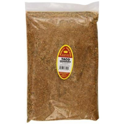 Marshalls Creek Spices Refill Pouch Taco Seasoning, XL, 30 Ounce