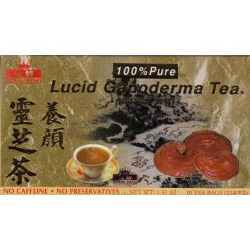 Royal King Lucid Ganoderma Tea - 20 Tea Bags