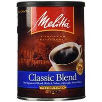 Melitta Classic Blend Medium Roast Ground Coffee, 11-Ounce (Pack Of 4)
