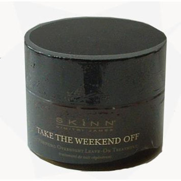 Skinn Cosmetics Take the Weekend Off Purifying Overnight Leave-on Treatment - 1.7 Oz