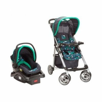 Safety 1st Saunter Sport LC-22 Travel System, Infant Car Seat, Car Seat Base and Stroller, Animal Silhouettes