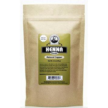 Natural Copper Henna Powder, 3.5 Oz