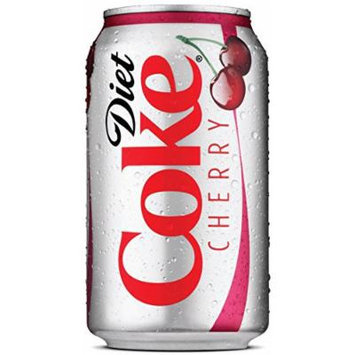 Coca-Cola® Diet Cherry Soda
