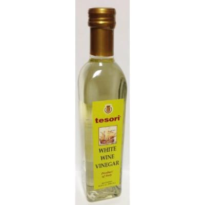 TESORI Italian WHITE WINE VINEGAR 16.9 oz.