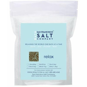 Lavender Relaxing Epsom Salt for Bath 10lbs, All-Natural Ingredients