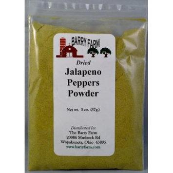 Jalapeno Pepper Powder, 2 oz.