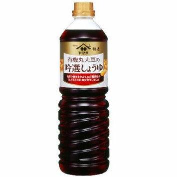 Yamasa Organic Marudaizu Soy Sauce 34z