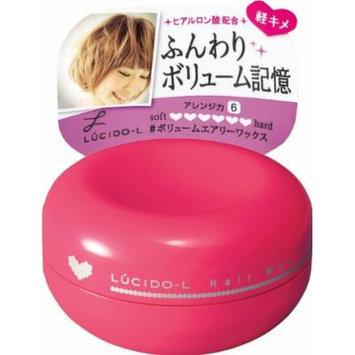 Mandom Lucido-l Hair Wax Volume Airly - 60g